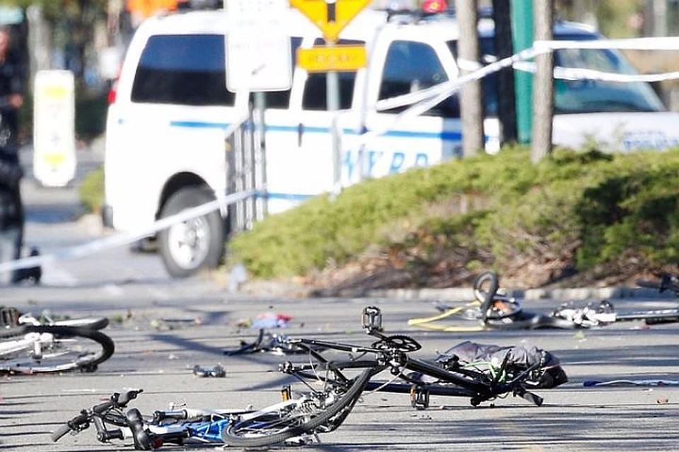 Исполнитель теракта вНью-Йорке планировал атаку несколько недель