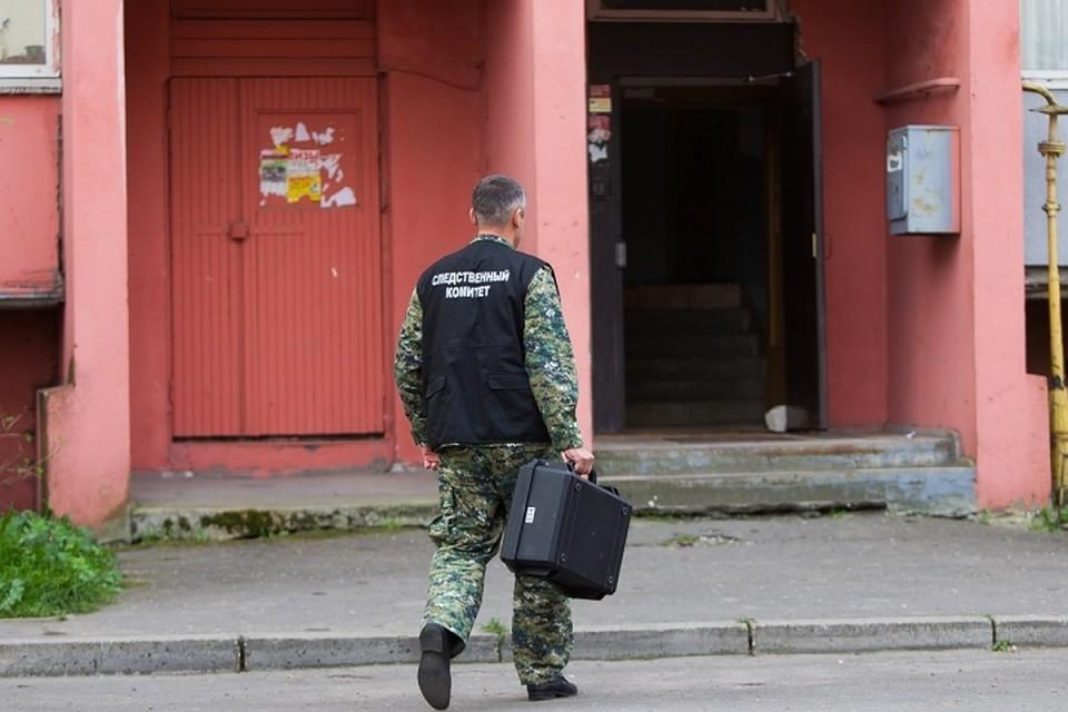 Наулице Аксакова вКалининграде найдены тела двоих человек