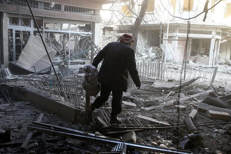 Минобороны Российской Федерации: Влагере беженцев Эр-Рукбан ухудшилась ситуация
