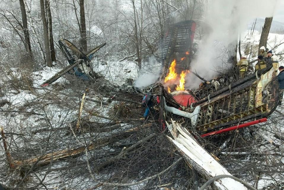 Впрокуратуре назвали причину крушения самолета Ан-2 вПриамурье