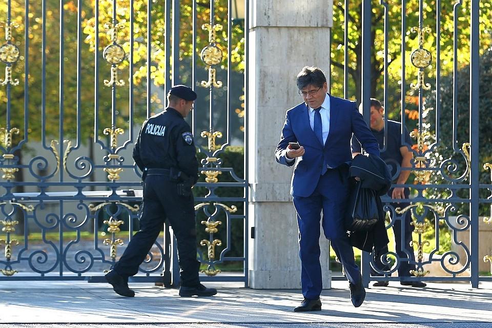 Встолице Англии арестован экс-глава хорватской компании Agrokor