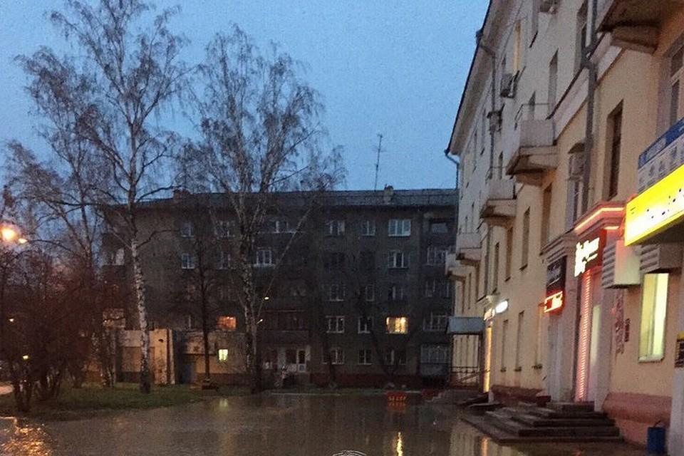 Граждане Кировского района Кемерова остались без холодной воды из-за трагедии