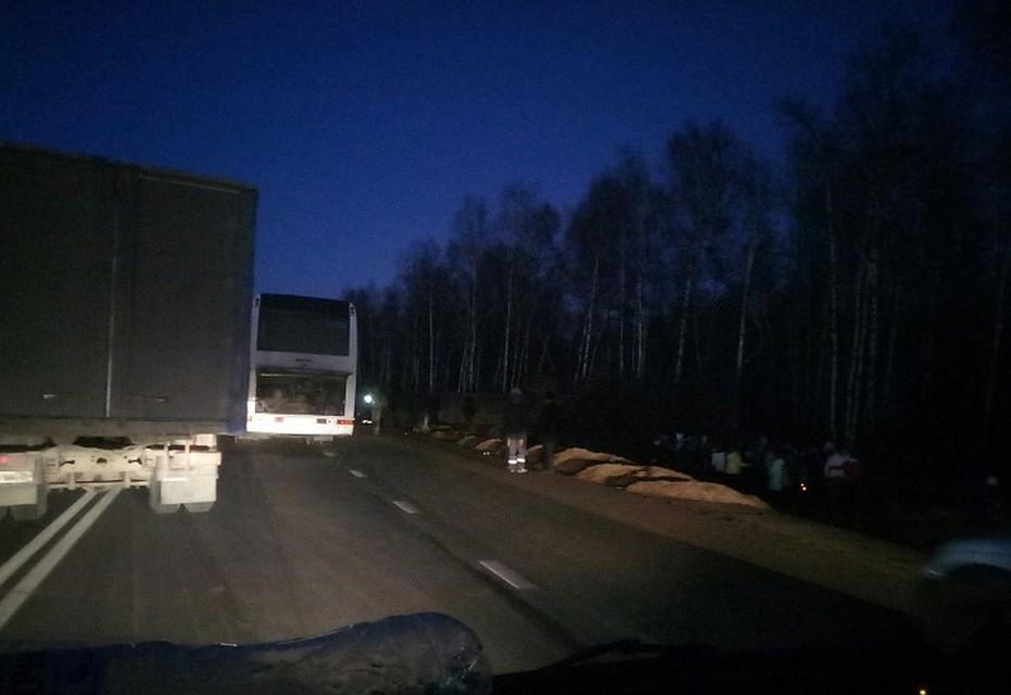 20 детей пострадали вДТП савтобусом под Ярославлем