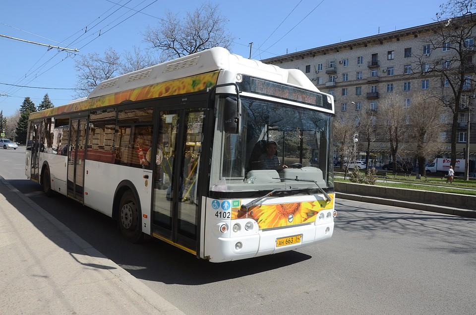 Проезд можно будет оплатить телефоном вВолгограде