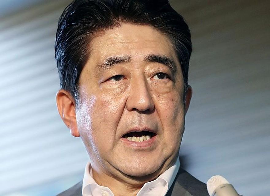 Синдзо Абэ потребовал отАСЕАН снять запрет наимпорт японских продуктов