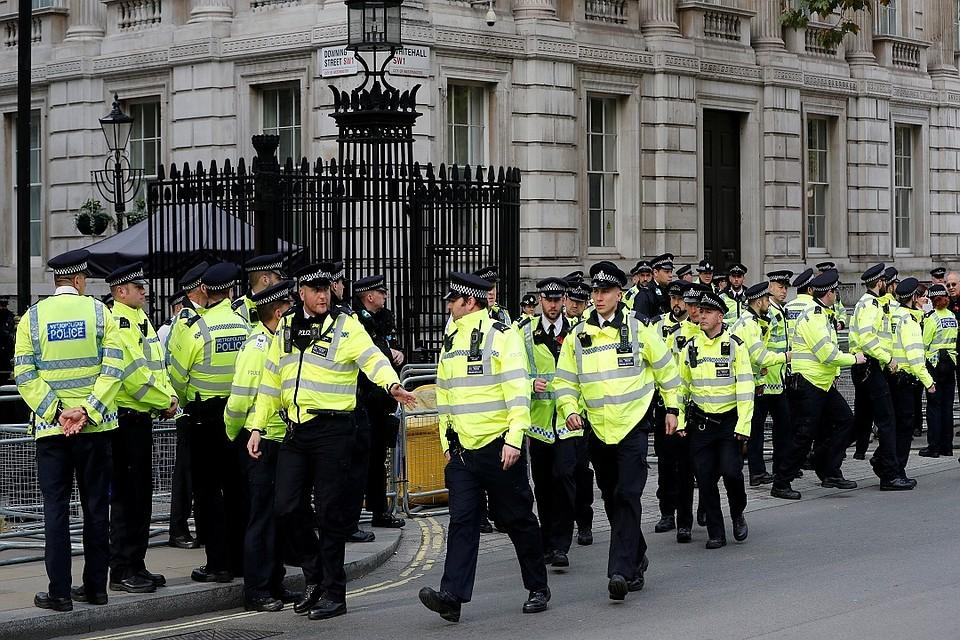 Встолице Англии  задержана 14-летняя девочка, подозреваемая втерроризме