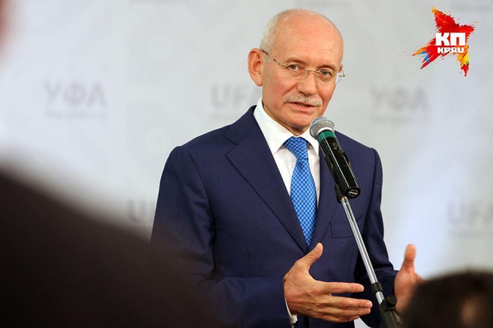 Уфа планирует подать заявку напроведение Всемирных игр 2025 года