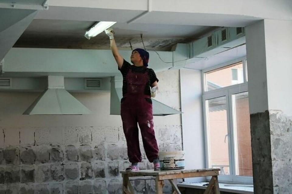 ВТатарстане закончили полноценный ремонт школ идетских садов