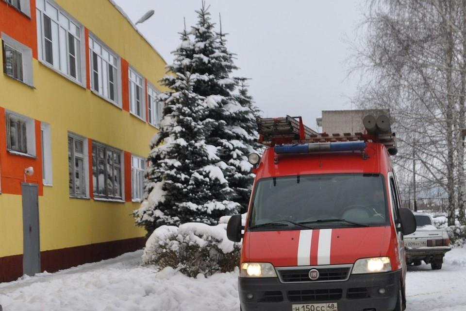 СКначал проверку после массовой госпитализации детей— Липецкая область