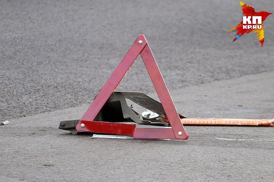 Двое брянских водителей снова умчались сместа ДТП