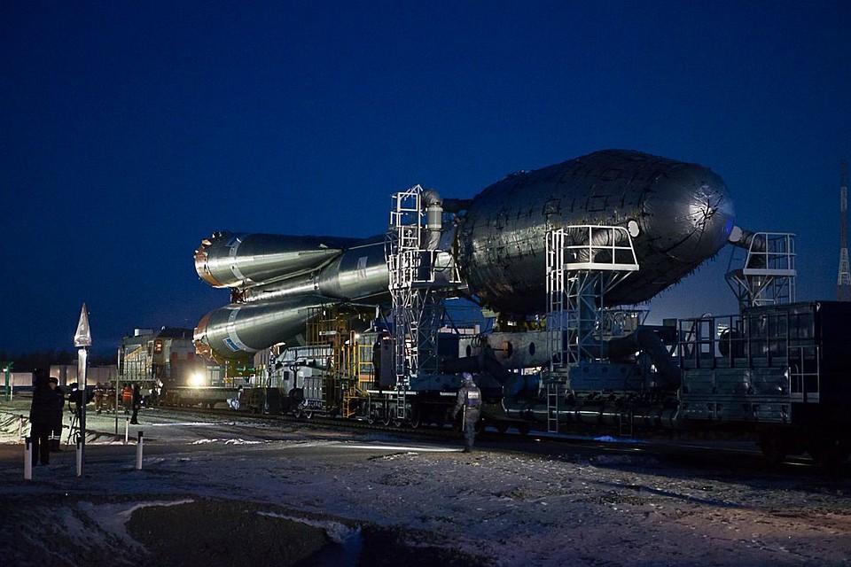Накосмодроме «Восточный» подготовили кстарту ракету «Союз-2.1б»— Космический конструктор