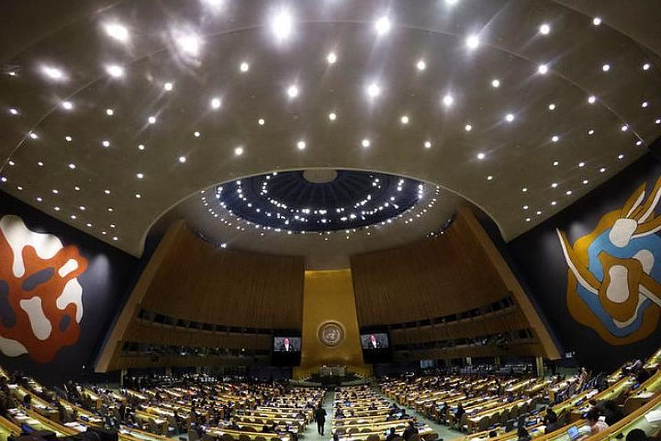 Послом Англии ворганизации ООН впервый раз стала женщина