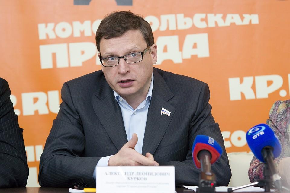 Кратковременный губернатор Омской области признался, что любуется Иртышом