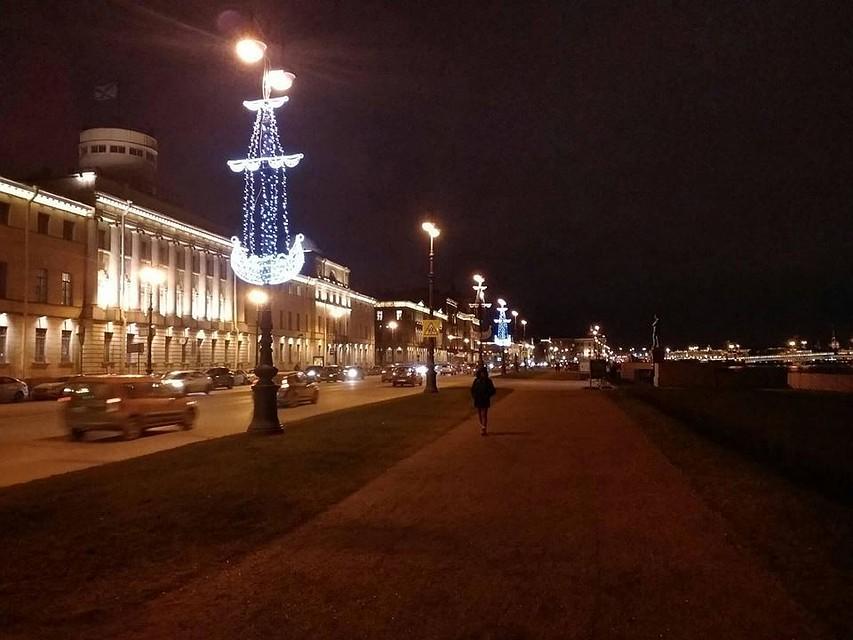 Главный синоптик Петербурга пообещал снегопад на30ноября