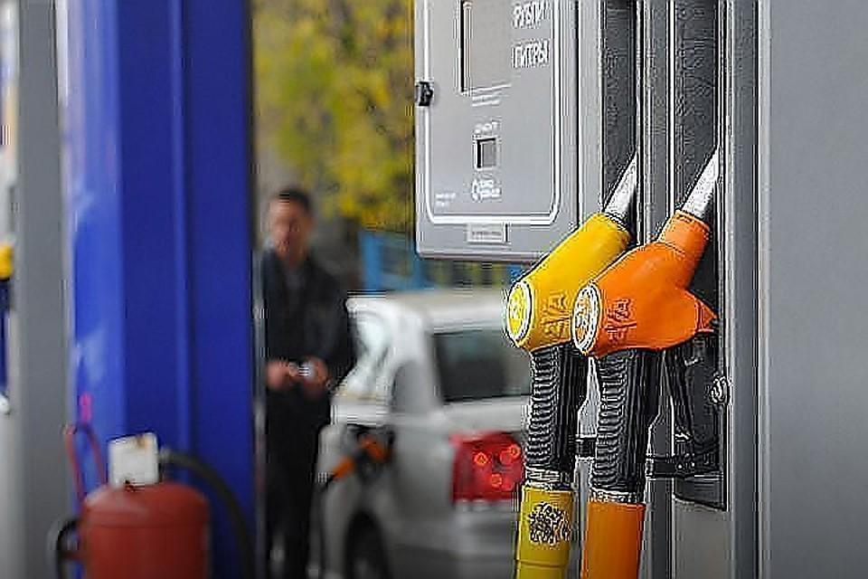 ВСмоленской области подорожал бензин