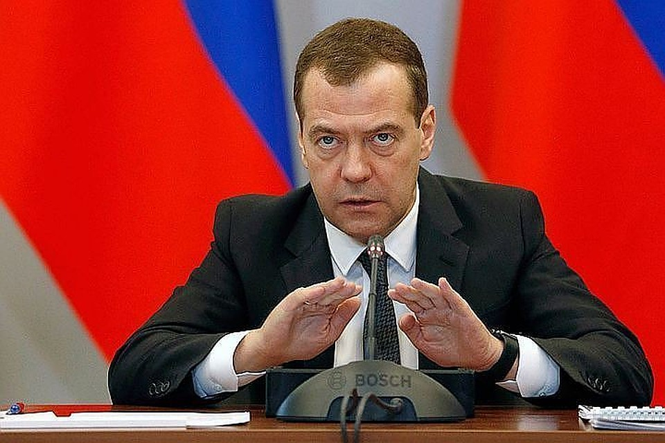 Медведев объявил осохранении угрозы ИГ* вСирии