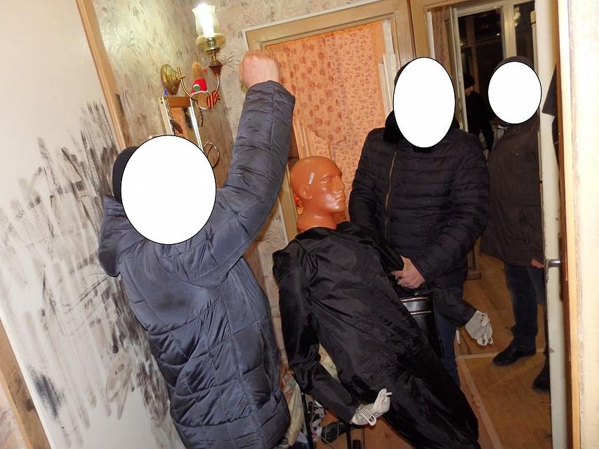 Ульяновец убил супругу ибросил труп насъемной квартире