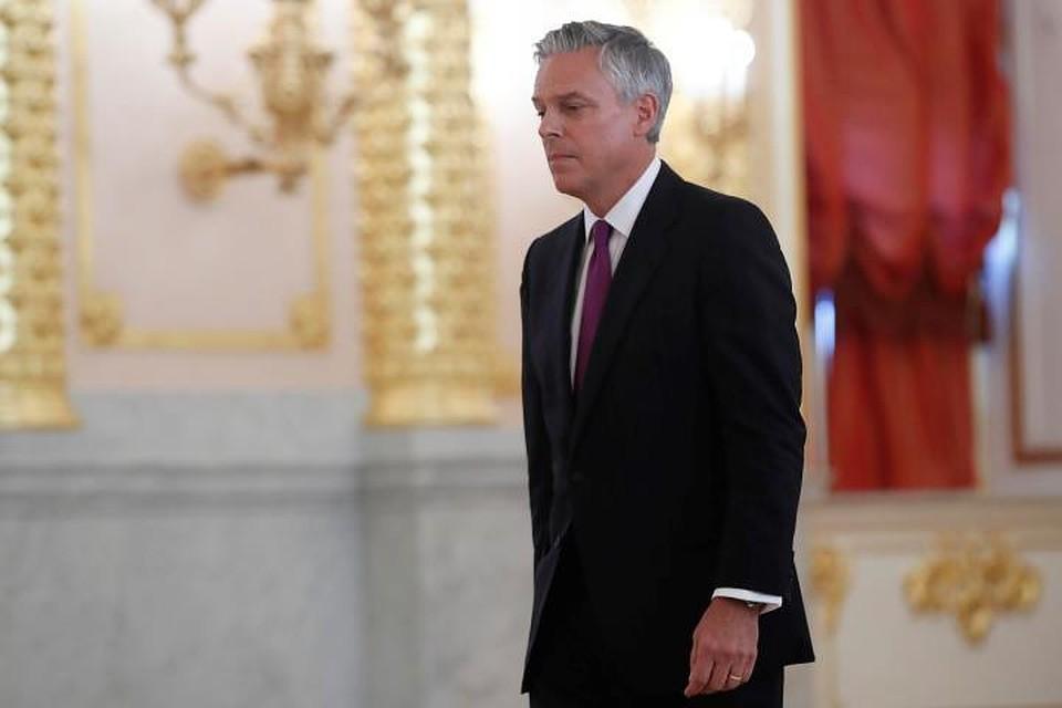 Посол США поведал овозможности снятия антироссийских санкций