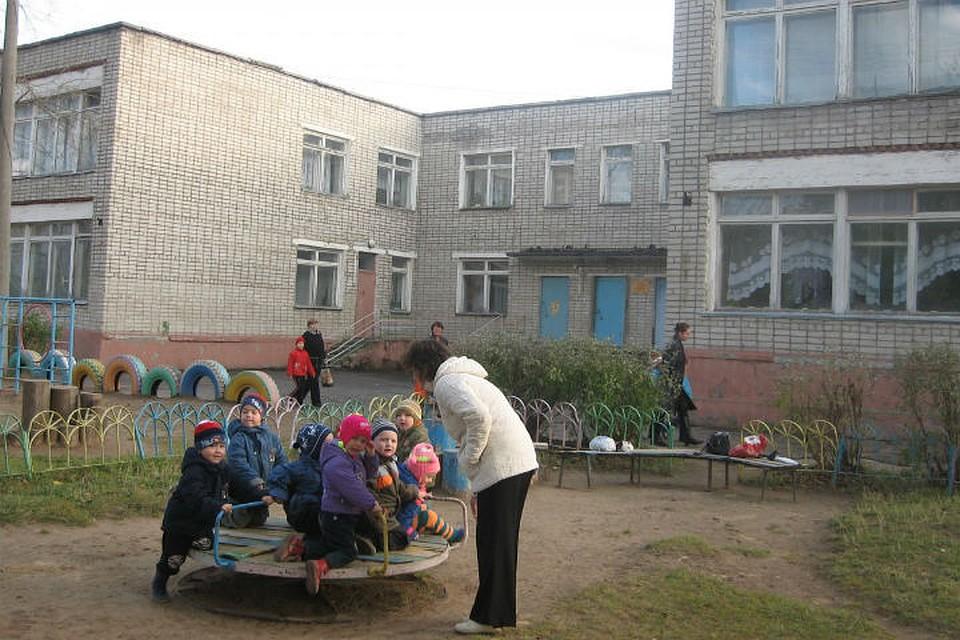 Вдетском саду Омутнинского района девочка сломала ногу, следователи завершили расследование