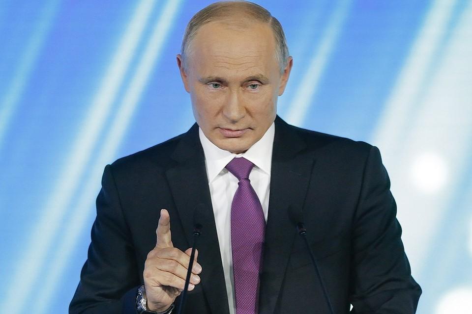 Путин: мыпоможем восстановить вСирии святыни ислама