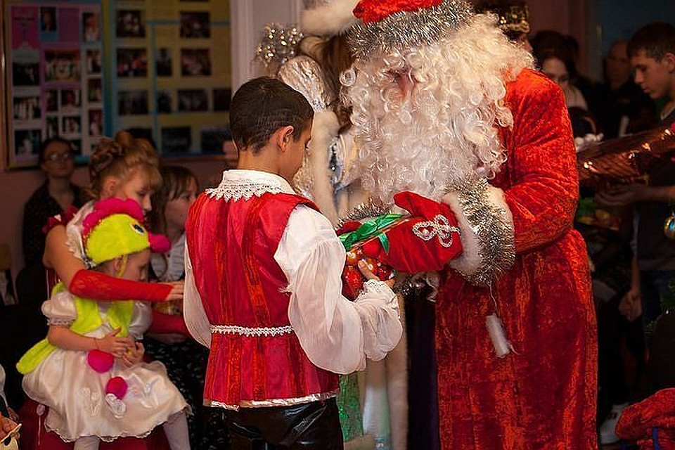 ВОмске наслете Дедов Морозов выберут четверых наилучших