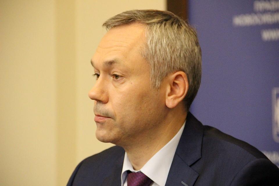 Врио губернатора убрал из руководства Новосибирской области Боярского иТиткова