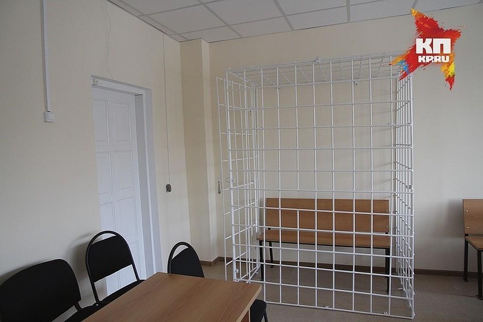 Задержанный скончался вотделении милиции — Красноярск