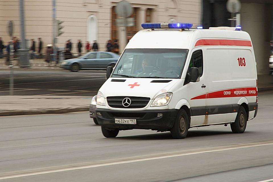ВКрыму семь человек пострадали вДТП савтобусом