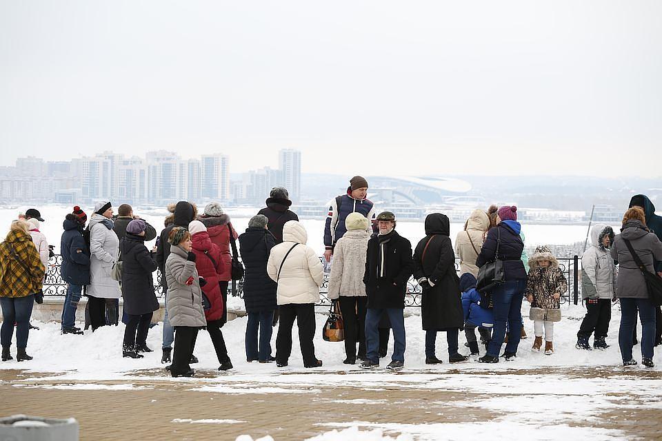 Казань ждет практически 100% загрузки отелей наНовый год