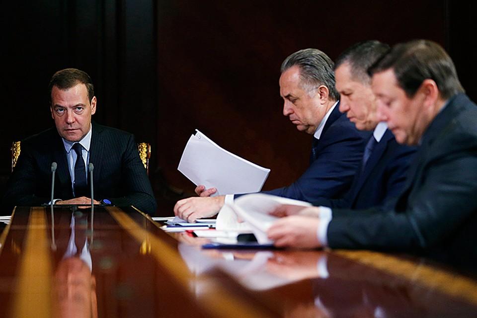 Установлены сроки для оказания медпомощи онкобольным— Медведев