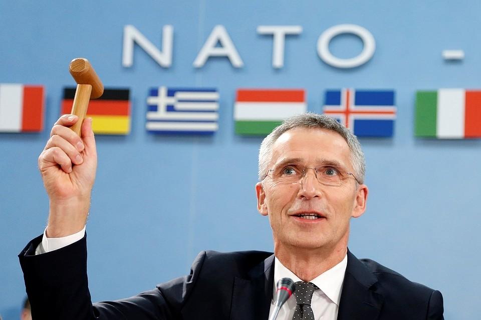 Столтенберг останется генеральным секретарем НАТО еще надва года