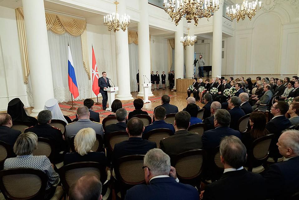 Алексей Дюмин потелефону доверия губернатора принял обращения оттуляков