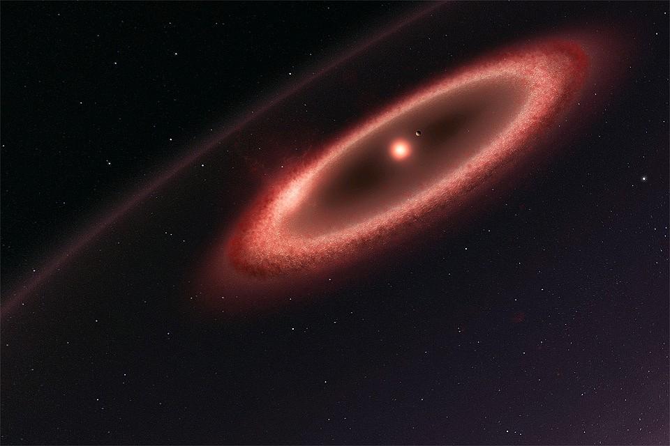 Двойника Солнечной системы обнаружили вкосмосе