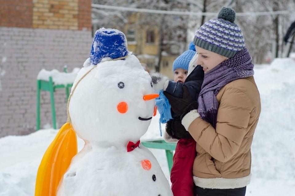 «Парад снеговиков» вновогодние каникулы сплотит семьи Камышина