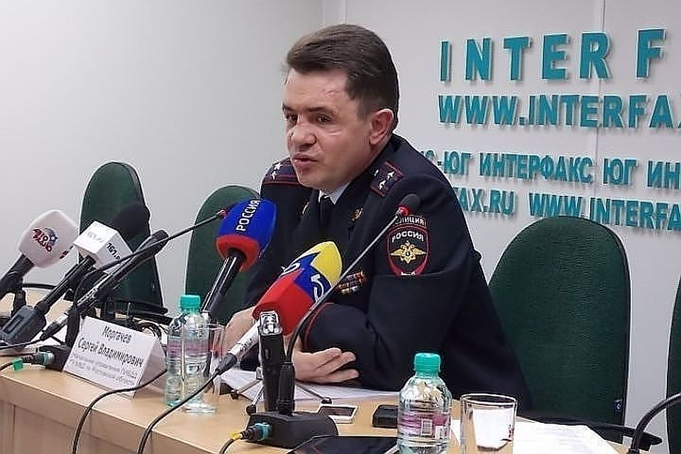 Сергей Моргачев не признал своей вины