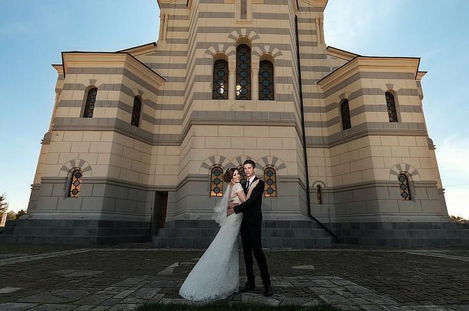 Севастополь лидирует вгосударстве поколичеству браков