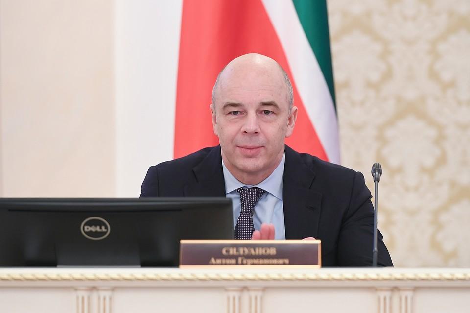 ВКазани Силуанов объявил  обугрозе новых санкций против РФ