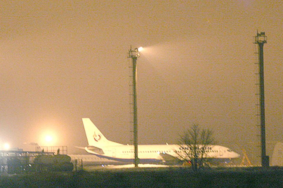 Самолет «Москва-Волгоград» приземлился ваэропорту Астрахани