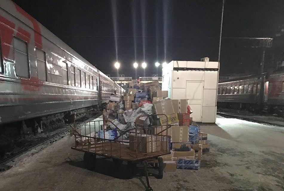 Работа «Почты России» вновь вызвала нарекания тюменцев
