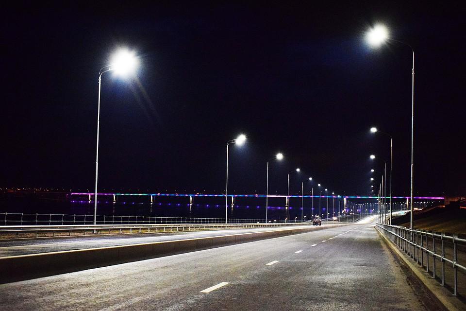 ВВолгограде завершили монтаж системы освещения наНулевой продольной