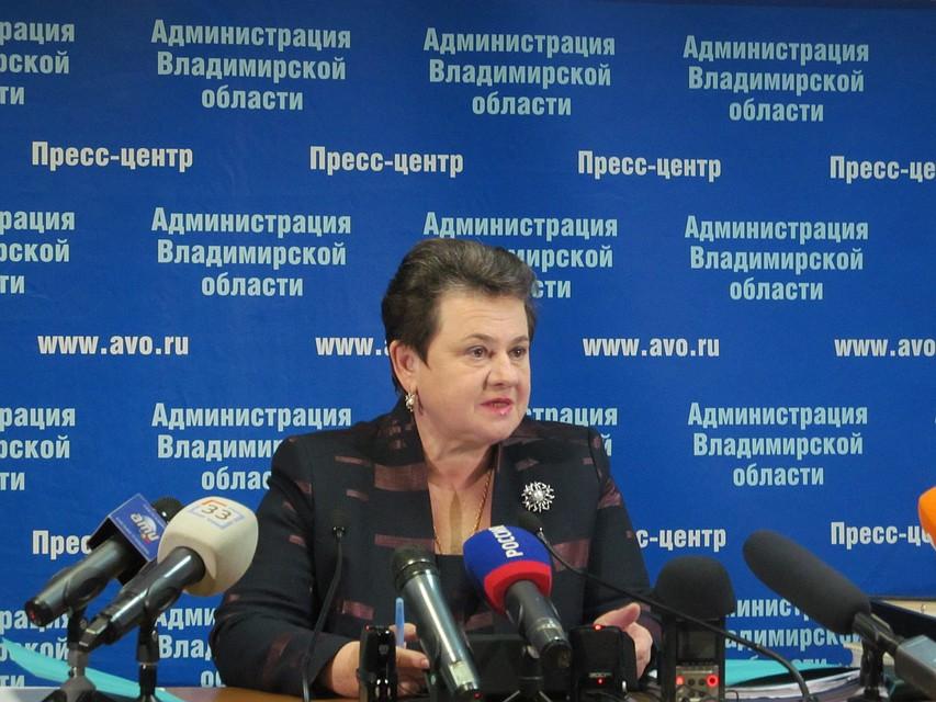 Орлова незнает, будетли идти на 2-ой губернаторский срок