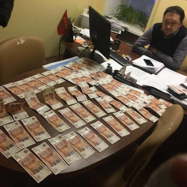 Взяли навзятке. схвачен Павел Антонов изадминистрации Ульяновска