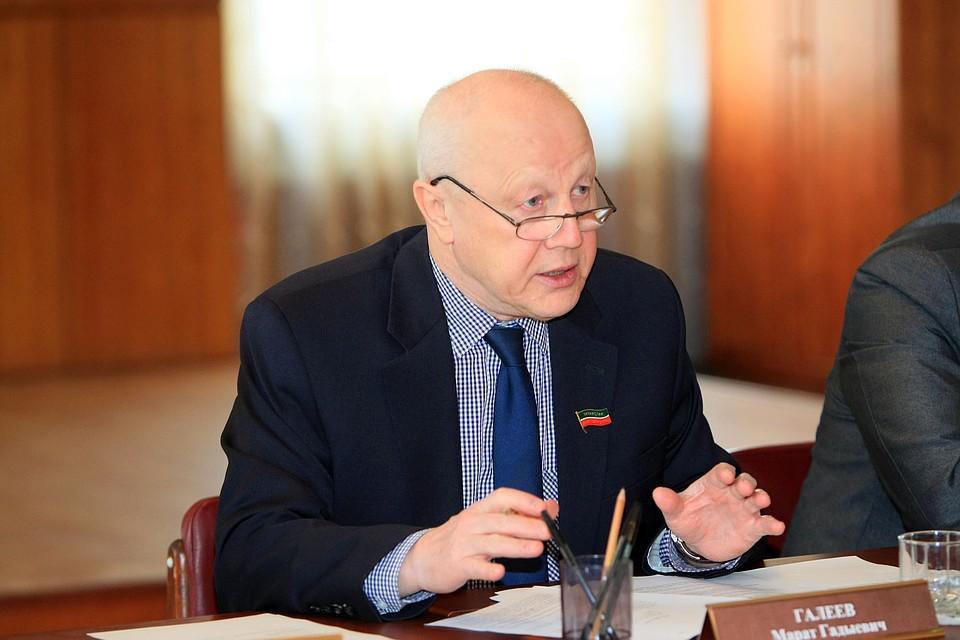 ГоссоветРТ утвердил Рафиса Бурганова надолжность руководителя минобрнаукиРТ