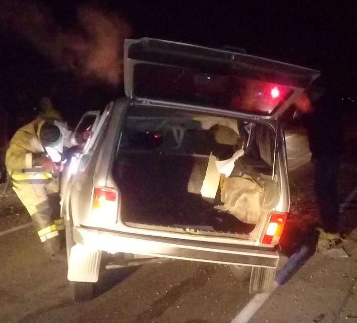 При столкновении 2-х машин натрассе вПриамурье умер человек