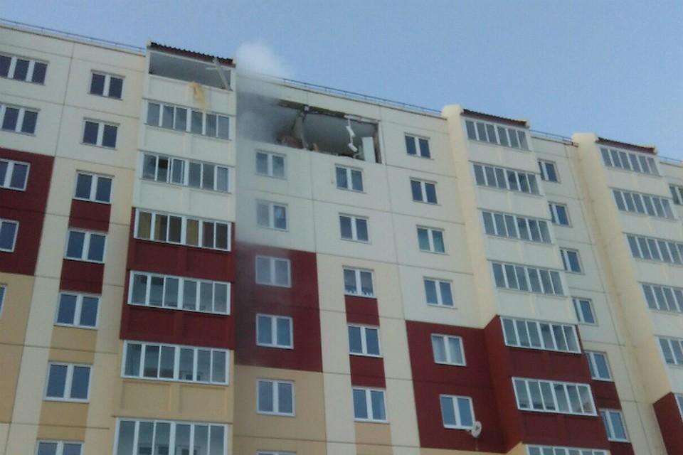 Александр Бурков отправился кместу взрыва вжилом доме вАмуре