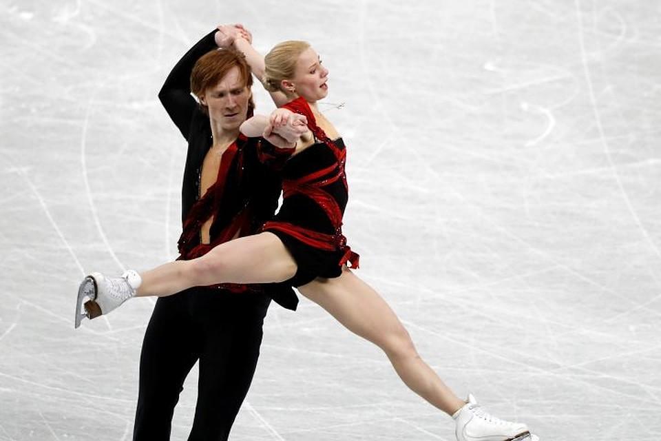 Тарасова иМорозов стали чемпионами РФ пофигурному катанию