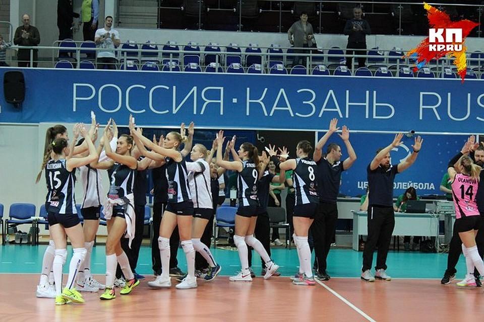 Казанское «Динамо» и«Енисей» сыграют вфинале Кубка Российской Федерации
