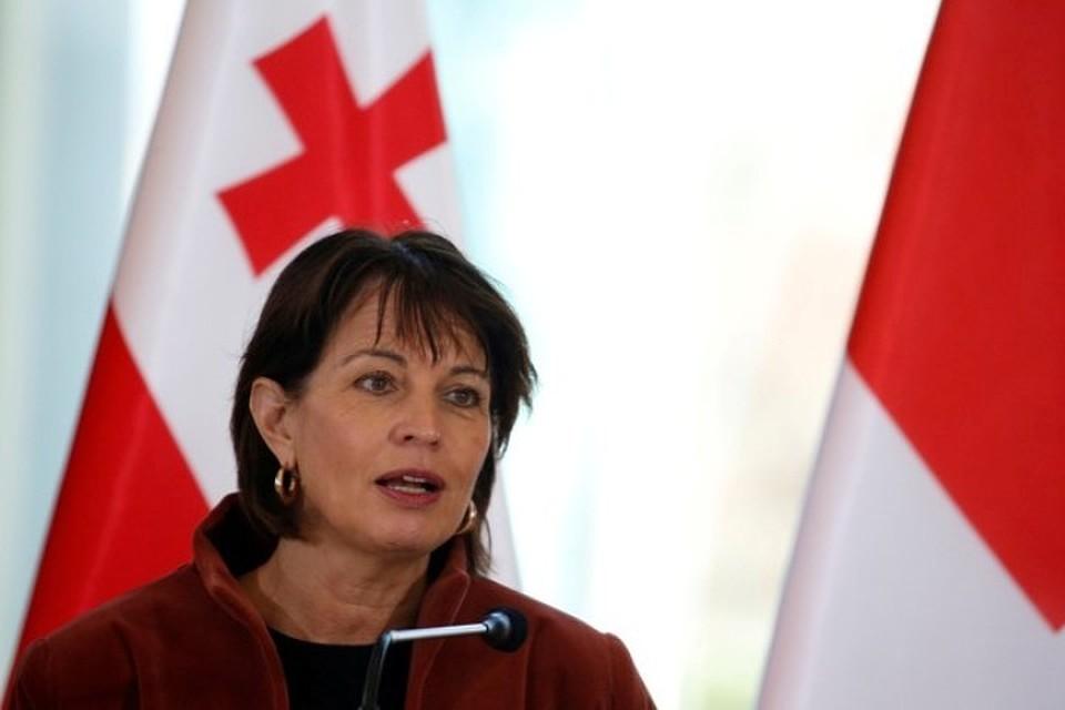 Президент Швейцарии выступила запроведение референдума оботношениях сЕС