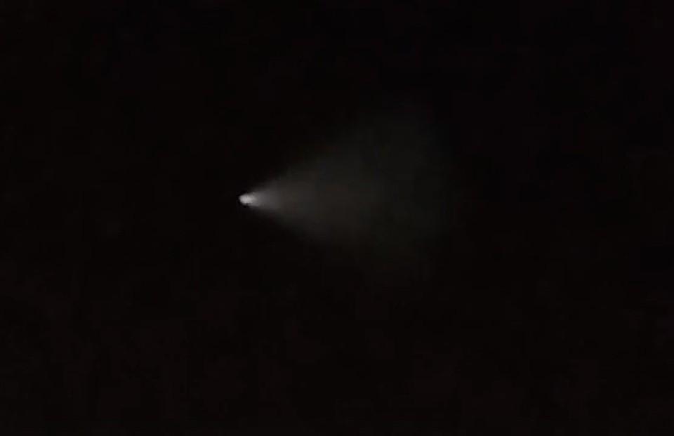 Разгонный блок «Фрегат» с прибором «Ангосат» отделился отракеты «Зенит»