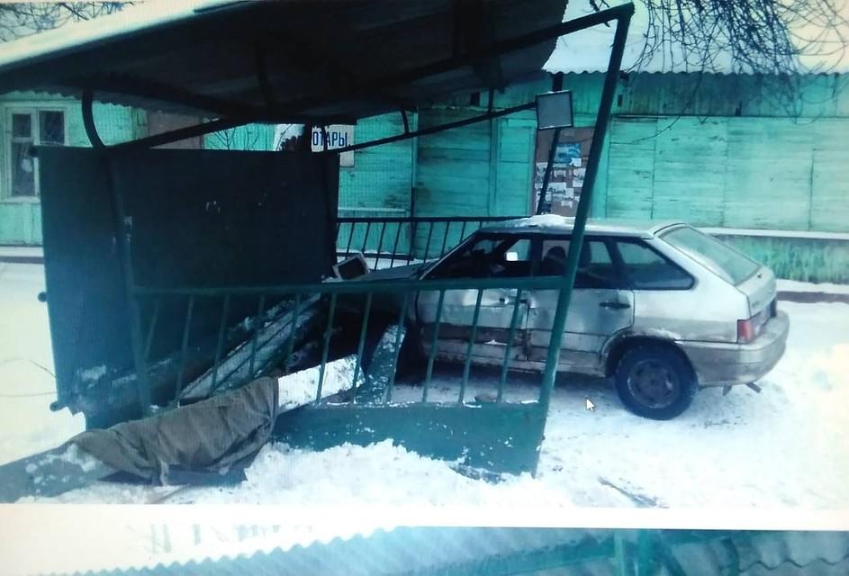 сперва в пскове водитель «семерки» сбил пешехода Да